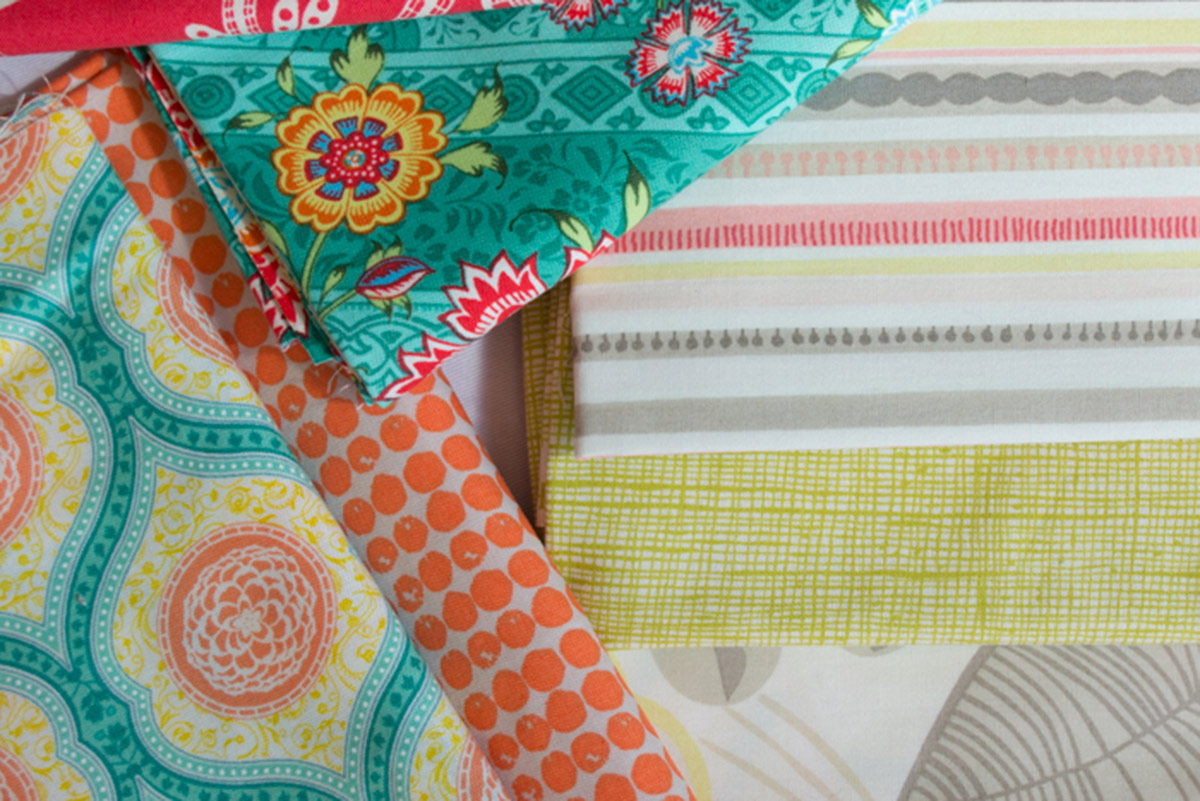 Coordinating Cotton Fabrics