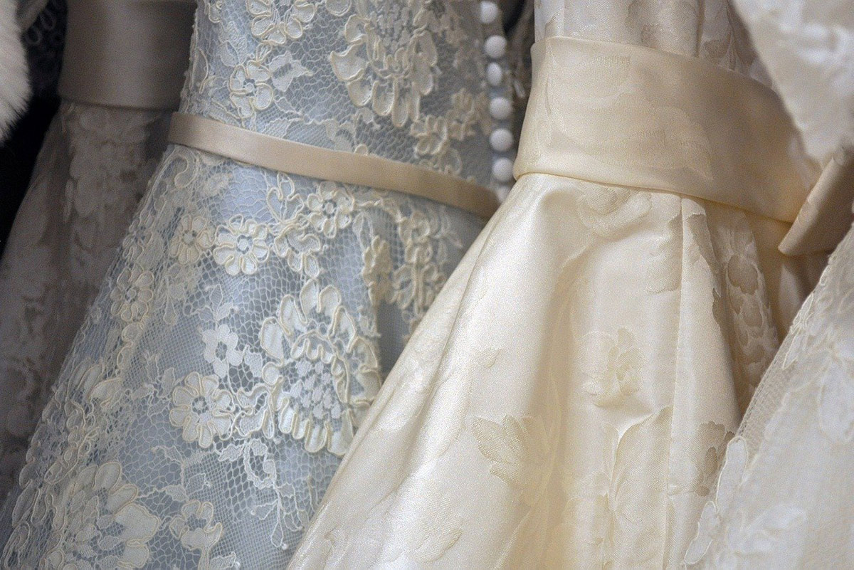 Wedding Dresses are a difficult sewing project