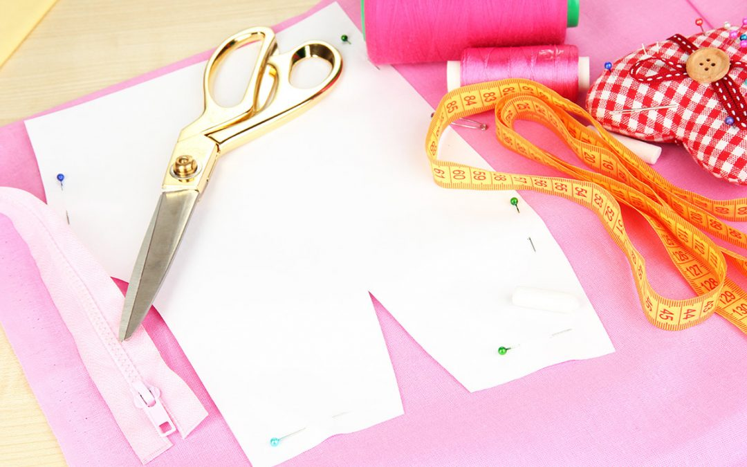 Learn-to-sew: Five Principles for Neat Sewing