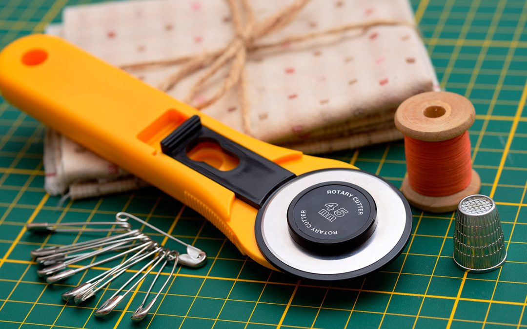 Learn-to-Sew: Setting yourself up to sew