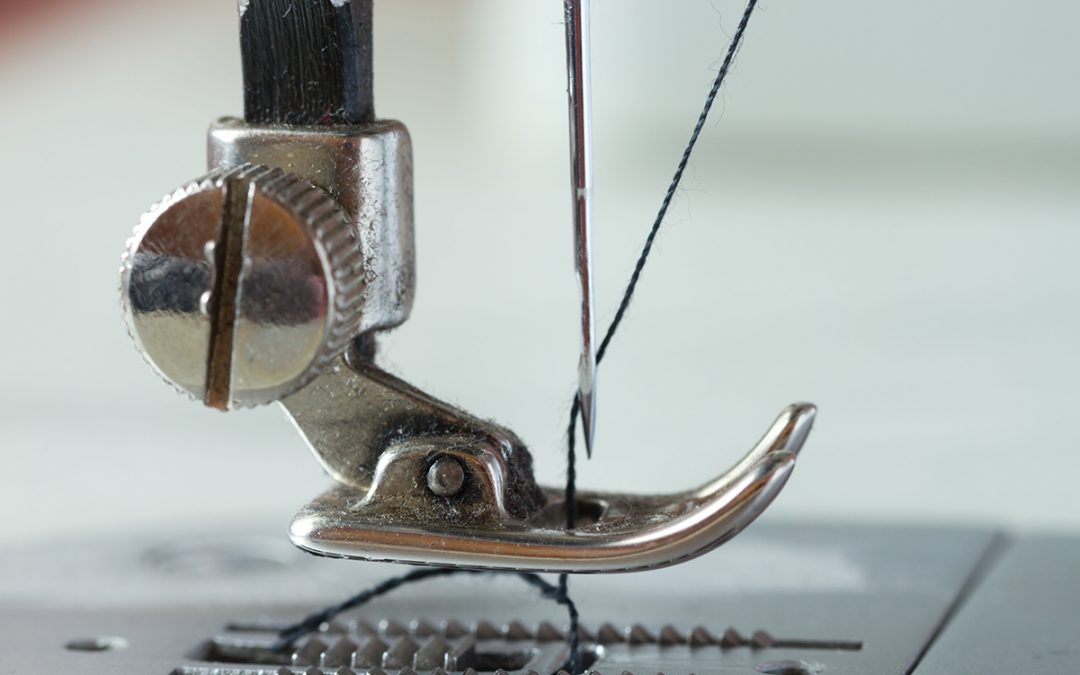 Learn-to-Sew: Threading your machine
