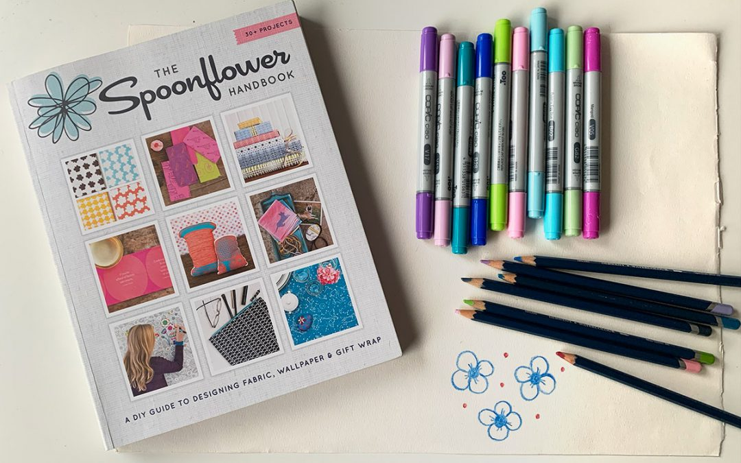 Designing Fabric with The Spoonflower Handbook