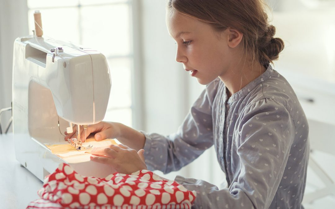 Ten Great Kids Sewing Sites