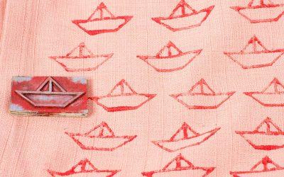 Ten Fun Ways to Make Marks on Fabric